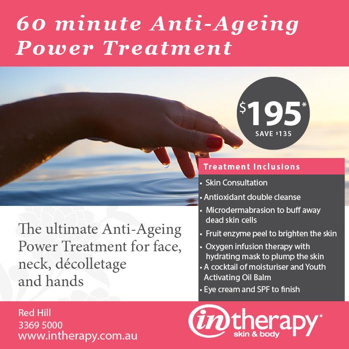 anti ageing power treatment