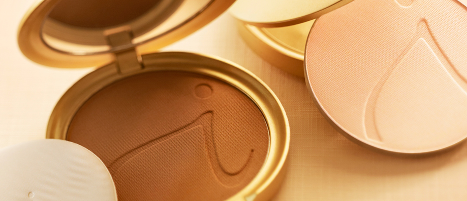 pure pressed mineral foundation