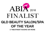 Finalist - ABIA 2016 Qld Beauty Salon/Spa of the Year - 5 Treatment Rooms or More