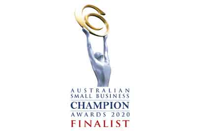 Australian Small Business Champion Awards Finalist 2020